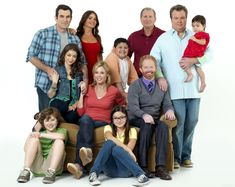 "The many families of ""Modern Family."""