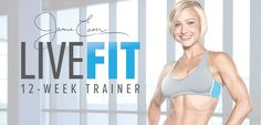 As a fitness professional and Bodybuilding.com spokesmodel, I'm often asked how I get in shape. The answer? My very own LiveFit fitness plan, which will help you lose weight, build shapely muscle, and get fit for life!