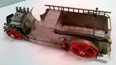 1944 Rat Mac Fire Truck