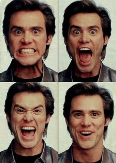 Draw Facial Expression Jim Carrey would totally fit the role of mad hatter perfectly because of his crazy personality and facial expressions. Seeing him in other films you would be able to see why I chose him. Face Reference, Photo Reference, Drawing Reference, Figure Drawing, Emotions Drawing, Foto Portrait, Poses References, Face Expressions, Celebs