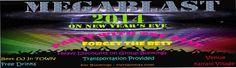 MegaBlast 2014 on New Years Eve in Mumbai on December 31, 2014