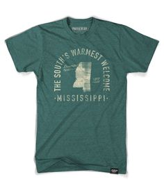 State of Mississippi Motto Shirt