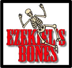 Ezekiel's Bones: A Fun Bible Activity for Kids