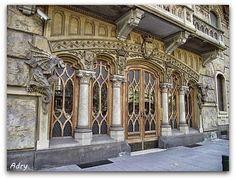 Adry - Fotografia e Torino Magica: Il Palazzo dei draghi