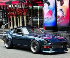 """A clean 1973 Datsun 240Z! - Nissan Skyline """"Hakosuka"""" GTR KPGC10 - Google+"""