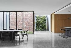 Project 350 by mckimm - A Modern Residential Family Home in Melbourne