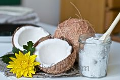 Coconut Oil as a Sunscreen?