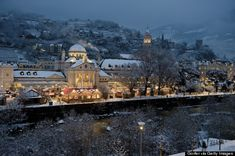 The 12 European Christmas Markets We Love To Love Every Year