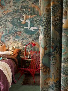 Room Inspiration: Let the Vintage Lighting Bright Your Nest   UNIQUE