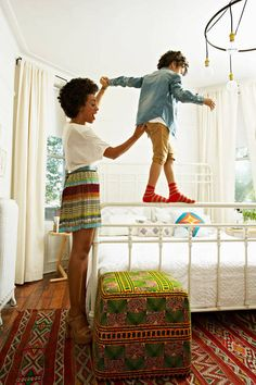 my kids will be climbing-on-the-furniture kids.