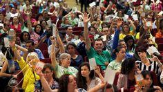 ÍNDIOS POTIGUARA DA PARAÍBA EM FOCO: Conferência aponta preocupação com retrocesso das ...