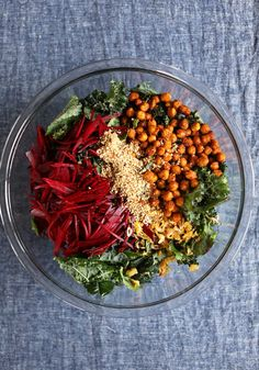 30-minute-kale-salad-with-smoky-chickpeas-beets-dukkah-vegan-glutenfree-salad-recipe-healthy-side