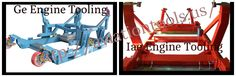 We at Airline Support Group Inc. offer you High Quality aviation tools  & engine stands for Airplane, Airbus, IAE, GE, Rolls Royce and more for sale and lease.