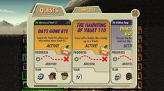 Fallout Shelter The Mystery of Vault 31 Days Gone Bye