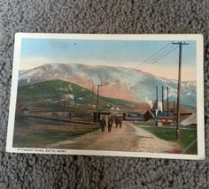 Butte montana post card in Collectibles | eBay