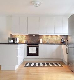 Cred: _____________________ Thanks for using ✨ Interior Inspiration, Scandinavian, Modern Design, Kitchen Cabinets, Interior Design, Architecture, Decoration, Instagram Posts, Home Decor