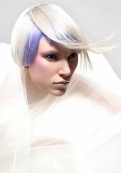 audrey kitching, vidal sassoon, assymetric hair, hair art, hair legend, hairstyle, vidal, sassoon