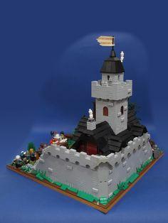 Pig Roast, Hotel Services, Lego Castle, Legos, Bacon, Castles, House, Middle Ages, Lego