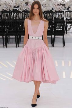 Christian Dior Haute Couture fall 2014 collection
