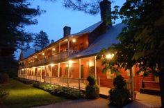 12 Little Known Inns In Georgia That Offer An Unforgettable Overnight Stay___1. Glen-Ella Springs Inn— 1789 Bear Gap Rd, Clarkesville, GA 30523