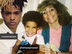 XXXTENTACION Positions Himself As Drake's Stepdad (Even Though He's Just Trolling For Fame)