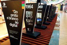 Taís Paranhos: Exposição interativa sobre a história da TV brasil...