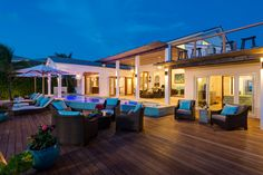 Back of Home possibilities..Sapphire Sunset - Chalk Sound, Providenciales -