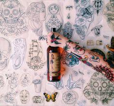 andorinha tattoos - @brisaissa