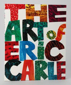 Love this The Art of Eric Carle Paperback
