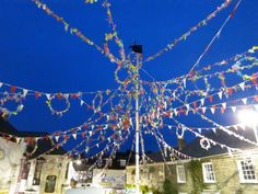 Padstow maypole