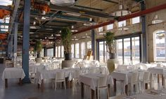 Restaurant Stork, Amsterdam | We Heart; Lifestyle & Design Magazine
