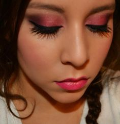 Valentine's Day Smokey Eye :)