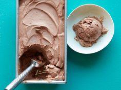 No-Churn Chocolate Ice Cream recipe from Food Network Kitchen via Food Network