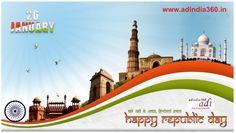 Dear Friends.. Saare Jahan se accha Hindustan Hamaara.. Happy Republic Day