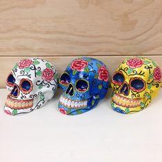 Mexican Sugar Skull Medium