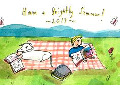 Get ready for summer reading with Brightly. Find summer reading lists for kids of all ages, fun activities, road trip listens, and more!