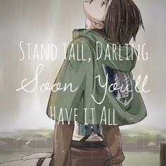 Levi (and Erwin) quote