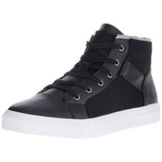 Call It Spring Mens Contrast Lace Up Fashion Sneakers