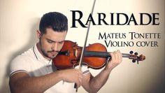 Raridade - Anderson Freire - Mateus Tonette Violino Cover - Instrumental