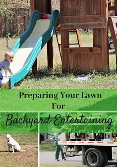 Preparing Your Lawn For Backyard Entertaining. Make sure your yard is mosquito free and ready to entertain all of your friends and family! Outside Living, Outdoor Living, Outdoor Projects, Outdoor Ideas, Backyard Landscaping, Backyard Ideas, Summer Kids, Homemaking, Fun Activities