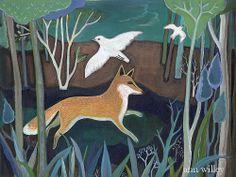 fox by Ann Willey
