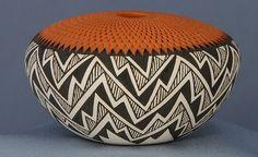 Paula Estevan - Acoma pottery