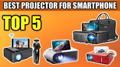 Best Projector for Your Smart Phone 2021 Best Projector, Smartphone