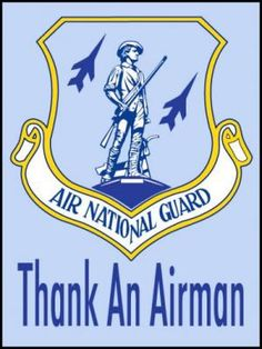 Thank an Airman, love an Airman! Proud of you Jeffrey Kerns Jr! Air Force Women, Support Our Troops, American Spirit, Women In History, Ancient History, National Guard, Us Army, Armed Forces, Military Signs