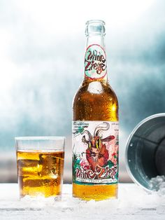 lock.stoff - photographie, Wilde Ziege. Natural Fruity Coffein Drink. Photo:...