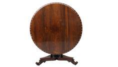 A stunning rare Brazilian rosewood Regency centre table.  C.1830 Regency