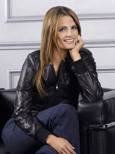 Stana Katic...Det. Kate Beckett in the best show on tv Castle!