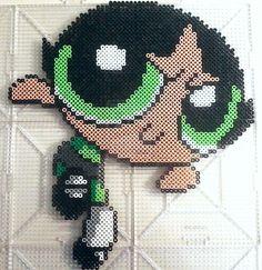 PPG Buttercup perler beads by PerlerPixie on deviantART