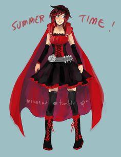 Summer Rose... *starts sobbing*