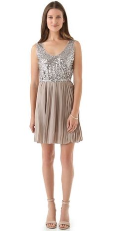 New Year's Eve Party Dress Option #3